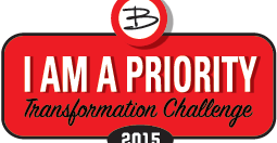 "2015 ""I am a Priority Transformation Challenge"" Starts Today!"