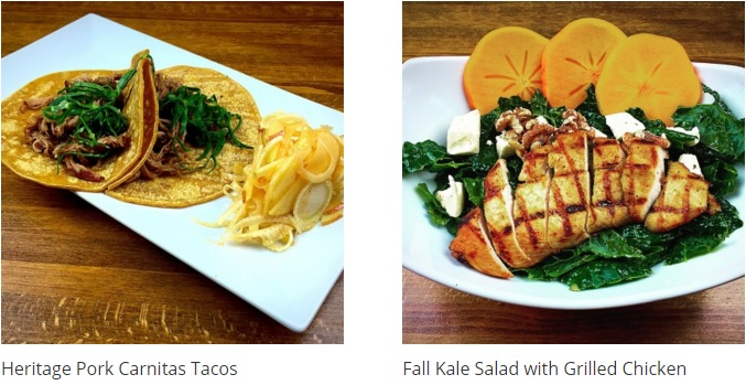 FeastPeace Dinner Examples