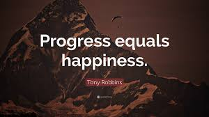 Progress- Tony