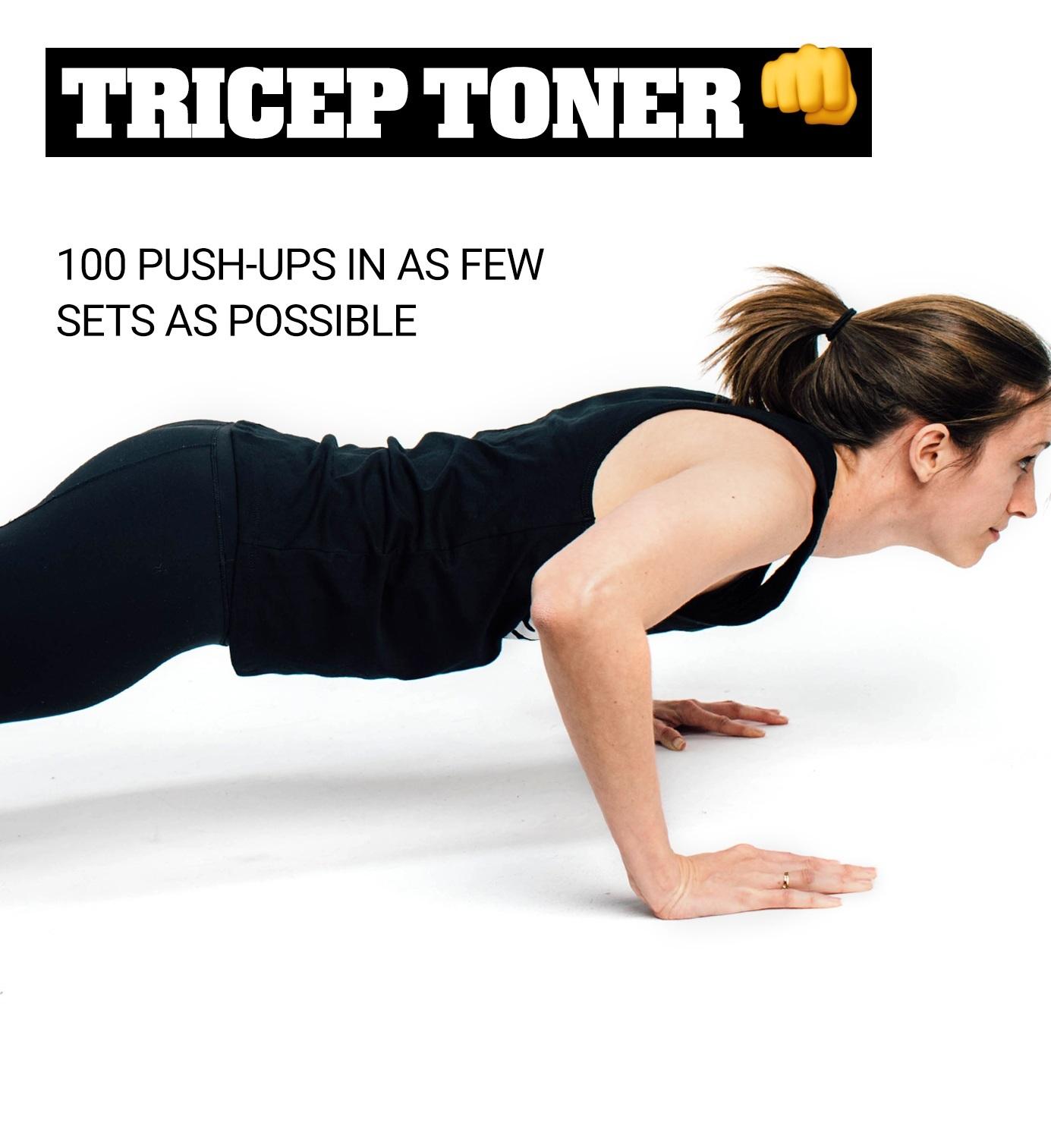 Tricep Toner