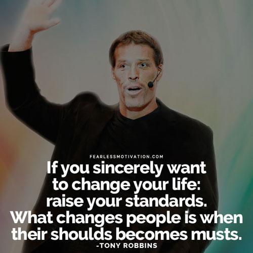 Standards Tony