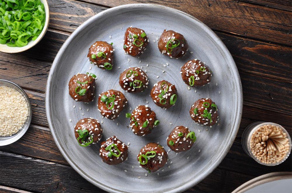 Pass the Teriyaki Meatballs!