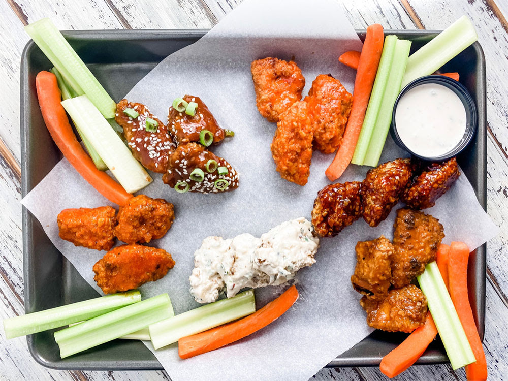 Game Day Boneless Chicken Wings
