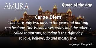 Carpe Diem1