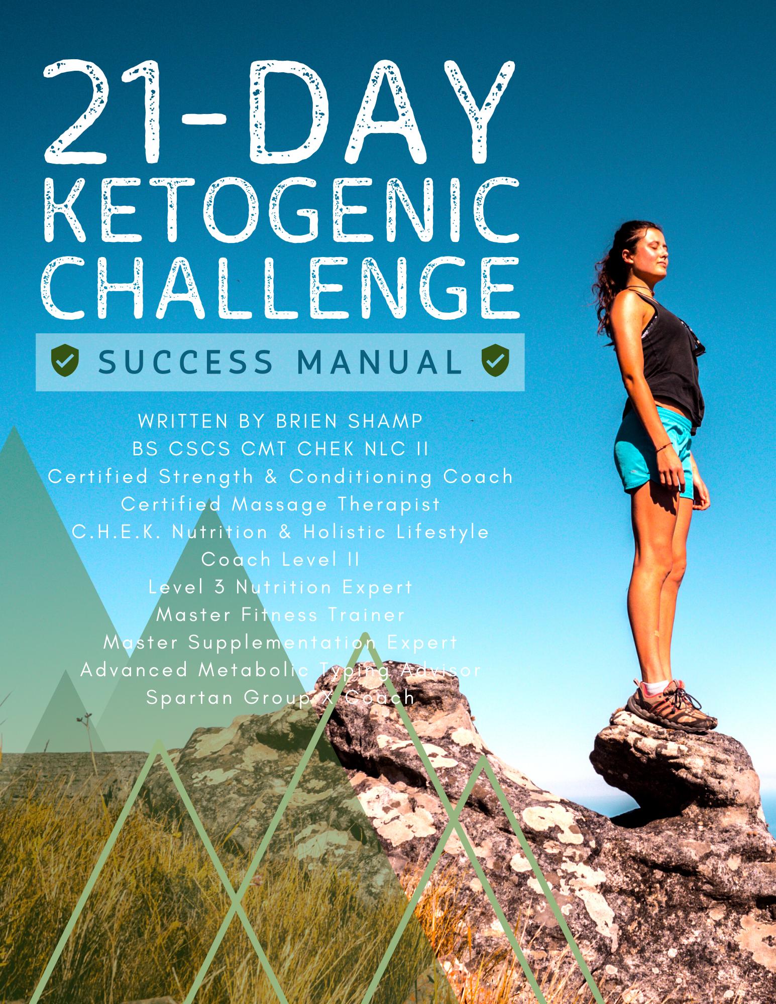Success Manual- Keto